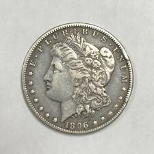 1896 S Morgan Silver Dollar Extremely Fine