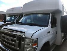 2008 Ford E-450 Van Shuttle Bus  ● Fleet 708 ● Starcraft - handicap accessible