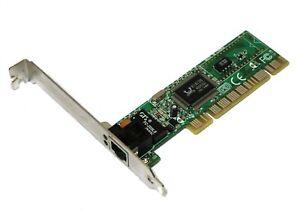BONA PTC-101TX RTL8139D - 10/100 PCI Network Interface Adapter NIC Card [5621]