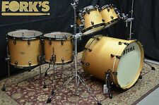 New Tama Starclassic Maple drum set 10 12 14 16 22 Satin Vintage Maple