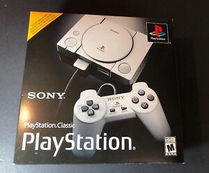 Sony PlayStation Classic NEW