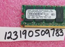 2GB PC2 PC DDR2 DDR PC2-3200R DDR2-400 3200 400 240PIN  RDIMM ECC-REG 1RX4 256X4