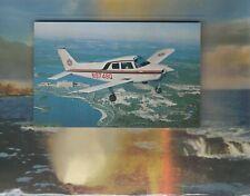 Beech Aircraft Corp. issued 1974 Beechcraft Sport 150 postcard