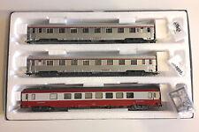 RARE LS MODELS 41111 Vru Mistral 56 TEE Inox SNCF neuve HO comp REE et ROCO