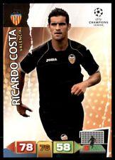 Panini Champions League 2011-2012 Adrenalyn XL Ricardo Costa Valencia
