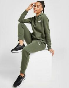 New Puma Women's Core Fleece Joggers from JD Outlet