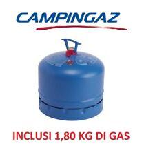 BOMBOLA PIENA CAMPINGAZ ART. 904  CON 1,80 KG GAS - IDALE PER CAMPER E CAMPEGGIO