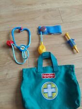 Fisher Price doctors bag set - Pre-owned