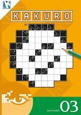 Deutsche Rätsel-, Spiele- & Denksport-Bücher mit Kakuro-Thema