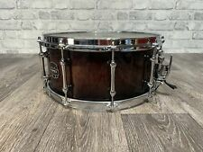 """More details for mapex armory exterminator 14"""" x 6.5"""" birch/walnut shell snare drum #sn660"""