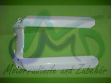 Yamaha Belgarda TT600R TT600RE TT Gabelschoner Gabelschutz weiß Fork Protector