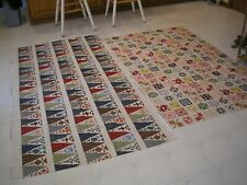New listing New Dear Jane Preprinted Quilt Top Kit Simply Jane Windham Fabrics Papadakis