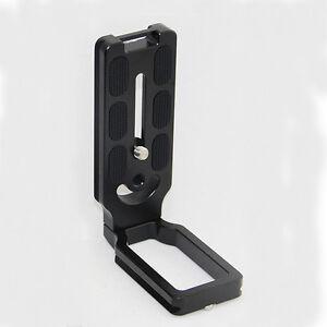 MPU105 Quick Release L Plate Bracket Suit for Nikon D7100 D7000 D5300 D5200