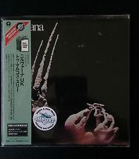 Nirvana (UK) - To Markos III remastered UICY - 9447 MINI LP Style, ultrarar!