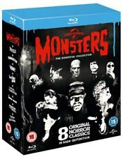 Universal Classic Monsters: The Essential Collection (Box Set) [Blu-ray]