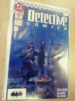 DETECTIVE COMICS ANNUAL 3 [BATMAN] VF DC PA8-157