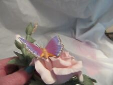 Home Interior Flower with butterfly excellent