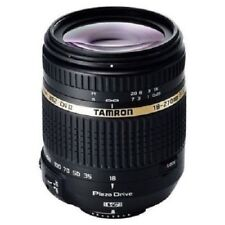 USED Tamron AF 18-270mm f/3.5-6.3 VC PZD for Nikon B008N Excellent FREE SHIPPING