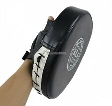 1PC Leather Boxing Mitt Training Target Focus Punch Pads and Glove