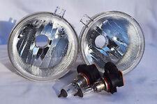 Fog Driving Light Lamp One Pair + W/2 Light bulbs Fit 2005-07 Jeep Liberty