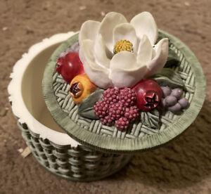 Small Trinket Pot