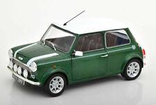 MINI COOPER 1.3I SPORT PACK 1997 BRITISH RACING GREEN SOLIDO S1800603 1/18