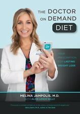 NEW - The Doctor On Demand Diet by Jampolis, Dr. Melina