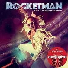 Rocketman - Movie Soundtrack + 2 Bonus Tracks [Elton John/Rock/Pop] 2-Cd Set