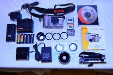 Kodak DC 4800 3.1MP Digital Camera w/3X optical Zoom - Incl. large acc. bundle