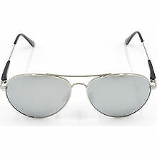 Protech Fashion Aviator Shades Women's Sunglasses Women's 805 (Silver)