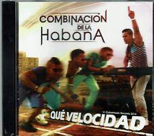 Combinacion de La Habana  Que Velocidad     BRAND  NEW SEALED  CD