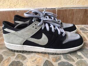 "Nike SB Zoom Dunk Low Pro ""Wolf Grey"" 854866-001 Size 12"