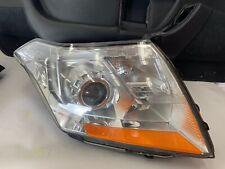 2008-2012 CADILLAC SRX HEADLIGHT RH DRIVER SIDE OEM