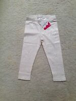New Whisper White Silver Sparkle Leggings(Toddler,Girls) (2T,3T,4T,4,5,6,6x,7,8)