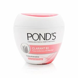 Pond's Clarant B3 Cream Normal To Oily Skin 200g /Piel Normal a Grasa 200g