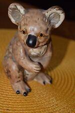 Vintage Koala Bear figurine Uctci made in Japan