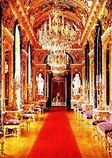 Königsschloß Herrenchiemsee , Kleine Spiegelgalerie , Ansichtskarte , ungelaufen