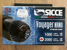 Pompe SICCE Voyager Nano 2000 L/h neuve