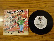 "Jive Bunny & The Mastermixers - Swing The Mood (Music Factory 1989) 7"" Single"