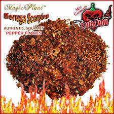 Trinidad Moruga Scorpion Flakes - Moruga Scorpion Peppers 1lb