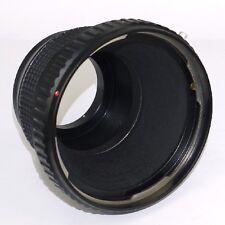 Micro 4/3 baionetta fotocamera adattatore per obiettivo  Hasselblad  - ID 3634