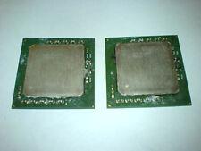 2x Intel XEON 2800 DP S 604 SL6VN Matched Pair 2.80 GHz