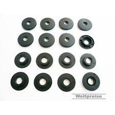 8 x tapices goma esteras sujeciones clips soporte para audi a6 c4 c5
