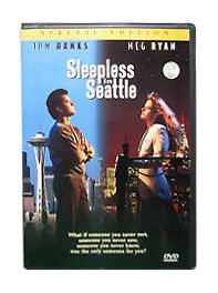 Sleepless in Seattle (DVD, 1999, Special Edition Closed Caption)