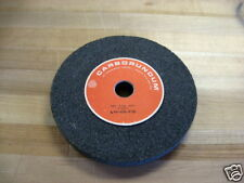 Grinding Wheel 8X3/4X1 A46O6V30 Carborundum Grinding Wheel