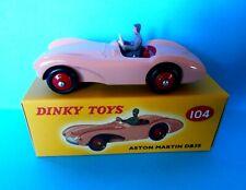 DINKY TOYS  104 ASTON MARTIN DB3S 4659130 ATLAS EDITIONS 1/43 [N]