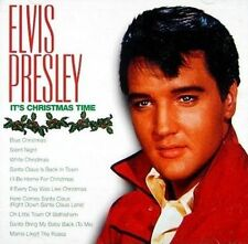 It's Christmas Time 0755174493126 by Elvis Presley CD