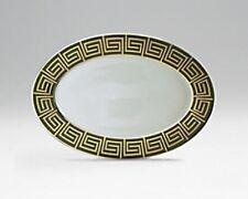 NEW L'Objet Mythologie Oval Platter 24k Gold/Rose Gold Limoges Porcelain $290
