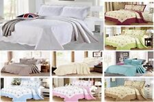 Cotton Blend Modern Decorative Bedspreads