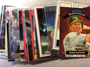 Mark McGwire 25 card lot St. Louis Cardinals #1